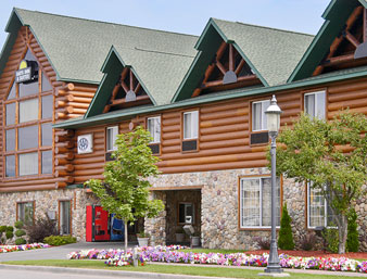 Days Inn & Suites - Bridgeview Lodge