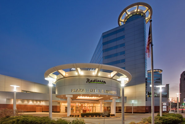 Radisson Hotel - Plaza Hotel Kalamazoo Center